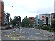 TQ1096 : Clarendon Road, Watford by Malc McDonald