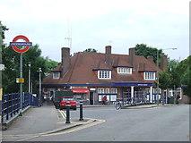 TQ0996 : Watford station by Malc McDonald