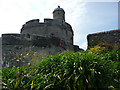 SW8432 : St Mawes Castle by Chris Gunns