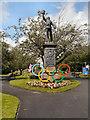 SD8010 : The Fusilier Monument, Whitehead Gardens by David Dixon
