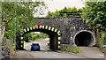 J2285 : Railway bridge, Templepatrick (1) by Albert Bridge