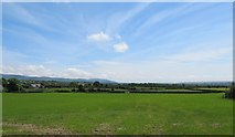 J0213 : View south-eastwards across farmland from the New Road by Eric Jones