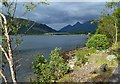 NN0359 : Loch Linnhe at Ballachulish by Walter Baxter