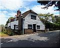 TQ5465 : Fountain Cottages ,Bower Lane by PAUL FARMER