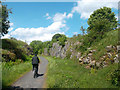 SK1461 : Cycling on the Tissington Trail by Des Blenkinsopp