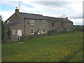 NY9518 : Inhabited and derelict houses, Scoon Bank by Karl and Ali