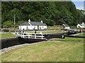 NR8390 : Crinan Canal - Lock No 7 by John M