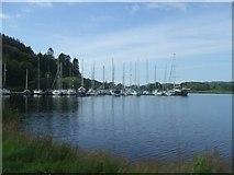 NR7992 : Crinan Canal - Bellanoch Marina by John M