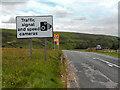 SD9611 : Road Signs by David Dixon