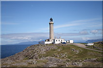 NM4167 : The lighthouse at Ardnamurchan Point by Neil Oakes