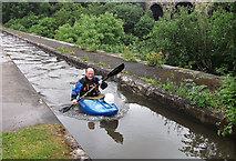 SJ9590 : Marple Aqueduct by michael ely