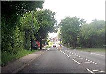 SK3950 : B6441 entering Ripley by John Firth