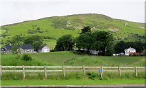 J0617 : Faughill Mountain from the bottom of Church Hill by Eric Jones