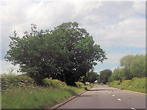 SK1515 : Straight A513 towards Orgreave by John Firth