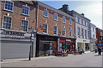 SY6990 : Dorchester - South Street by Chris Talbot
