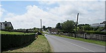 J0311 : The southern end of Carrickasticken Road at Kilcurry by Eric Jones
