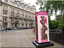 TQ2881 : Love Life by Stephen Craven