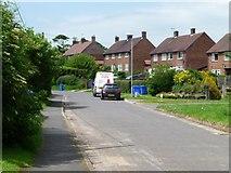 TA1275 : St Helen's Lane, Reighton by Christine Johnstone