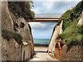 TR3671 : Newgate Gap Bridge, Margate by Paul Gillett