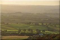 ST1116 : Mid Devon : Countryside Landscape by Lewis Clarke