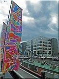 SE3032 : Leeds waterfront festival #1 by Steve  Fareham