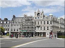 NJ9406 : Former Student Union, Upperkirkgate, Aberdeen by Bill Harrison