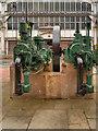 SJ8397 : Two-Cylinder Crossley Engine, MOSI by David Dixon
