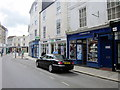 SW8244 : Cancer Research UK Shop, River Street Truro by Roy Hughes