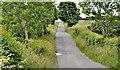 J2649 : The Ardtanagh Road near Dromara (2) by Albert Bridge