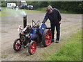 SU9746 : Alma Engine, Loseley Park by Colin Smith