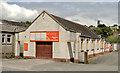 J2053 : Dromore delivery office by Albert Bridge