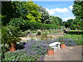 TQ3079 : Lambeth Palace Gardens by Marathon