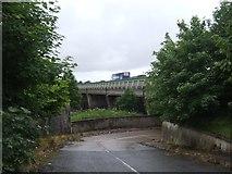 NY3564 : River Esk Bridge by John M