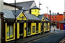 R3377 : Ennis - Salthouse Lane - the Zip Yard by Joseph Mischyshyn