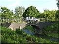 TF2463 : Red Mill Bridge  by Alan Murray-Rust
