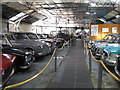 TL1535 : Stondon Motor Museum by M J Richardson