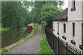 SJ8840 : Trent & Mersey Canal. Trentham by Stephen McKay