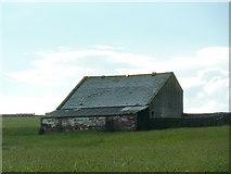 SD7857 : Barn north of Rotten Edge Plantation by Alexander P Kapp
