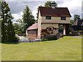TL3043 : Gatehouse at Down Hall farm by Michael Trolove