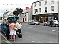 G8194 : Heading off, Glenties by Kenneth  Allen