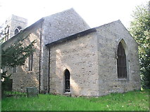 SK9485 : Fillingham, St Andrew's Church by Brian Westlake