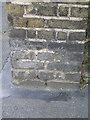 TQ3284 : Cut bench mark Halliford Street by Brian Westlake