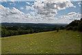 TQ1048 : Hackhurst Downs by Ian Capper