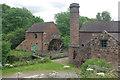 SJ9752 : Cheddleton Flint Mill by Stephen McKay