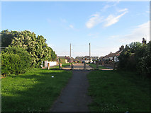 TQ4200 : Searle Avenue by Simon Carey