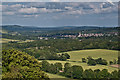 TQ1749 : Dorking from White Downs by Ian Capper