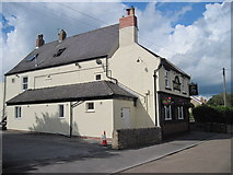 SK5984 : Grey  Horses  Inn  Carlton  in  Lindrick by Martin Dawes