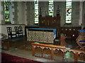 NZ0772 : The Parish Church of St Mary the Virgin, Stamfordham, Altar by Alexander P Kapp