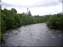 NO2694 : Upstream River Dee by Stanley Howe