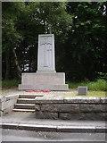 NO2694 : Balmoral-Crathie War Memorial by Stanley Howe